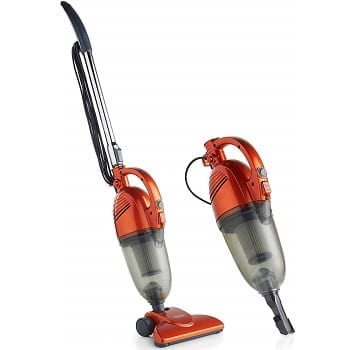 Vonhaus 600w 2-In-1 Corded Upright Stick
