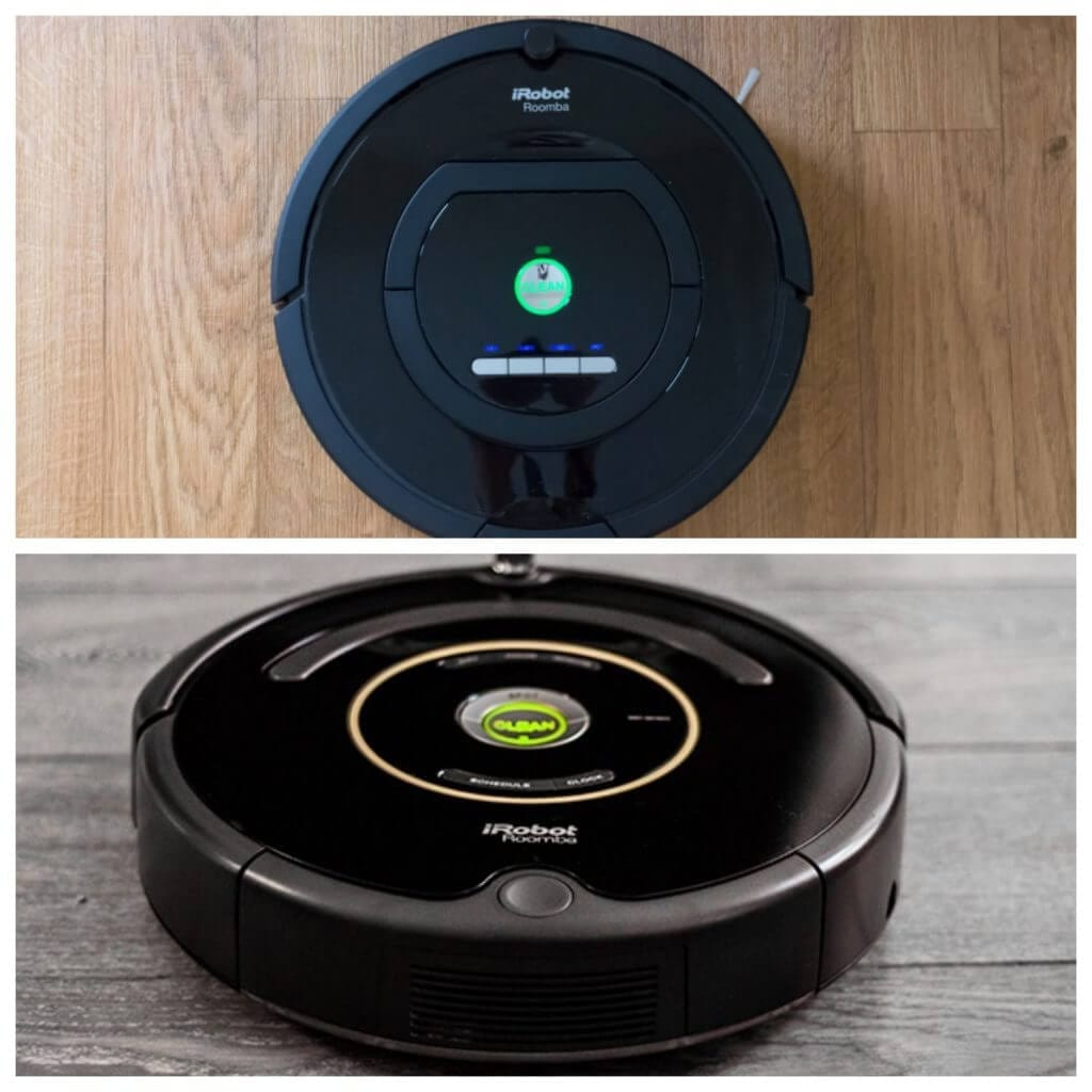 iRobot Roomba 650 vs 770 Compare Review