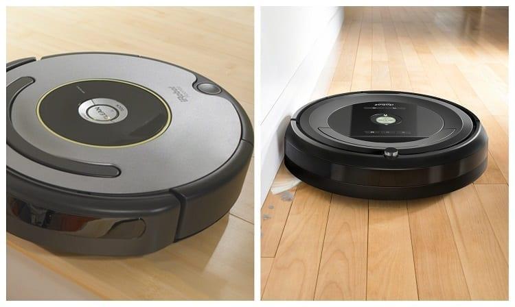 Roomba 650 Vs 860