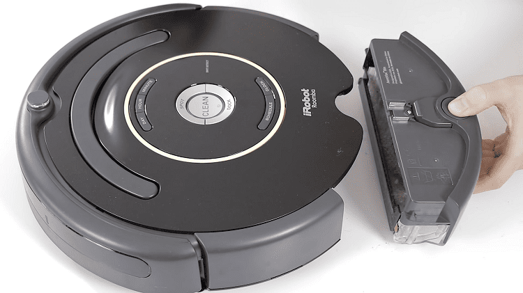 Putting Battery In Roomba