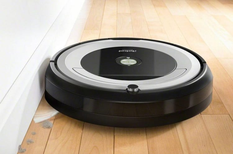 Roomba 650 In Action