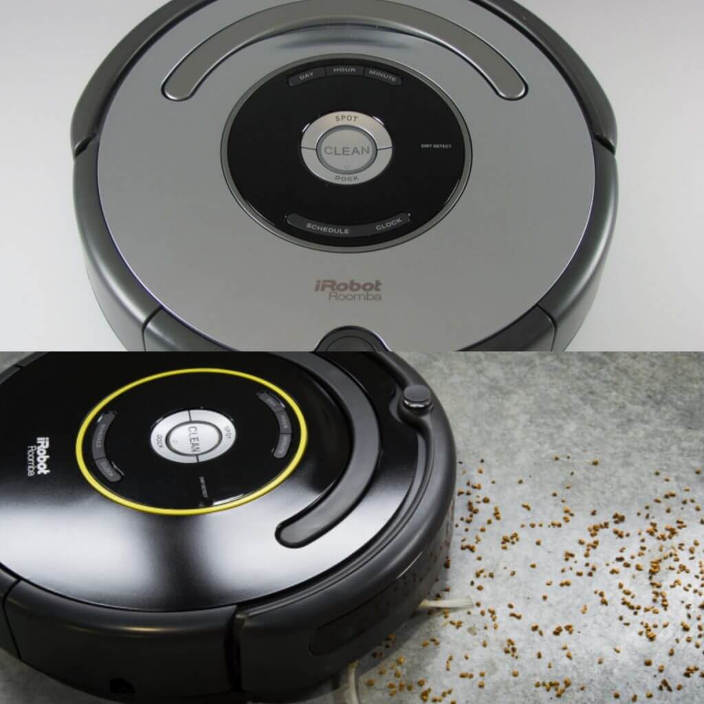 Roomba 650 Vs 655 Comparison Review Best Vacuum Review