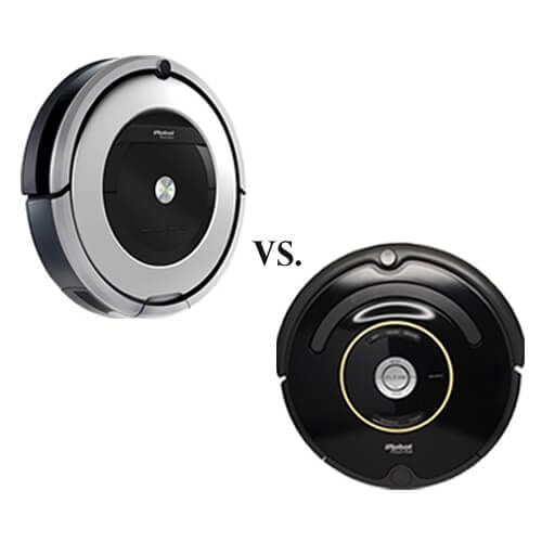 Roomba 650 vs 860 Compare Review | Best Vacuum Review
