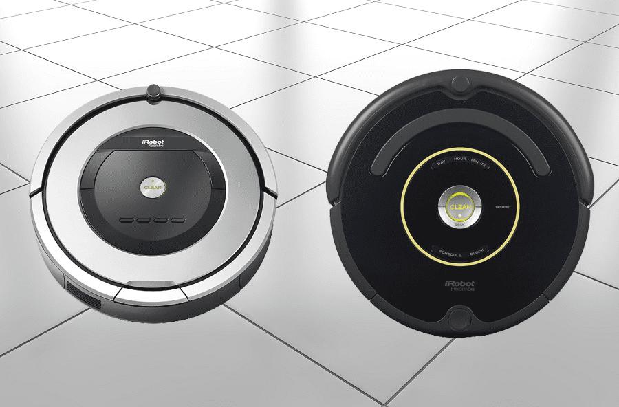 Roomba 650 Vs 860 Compare Review