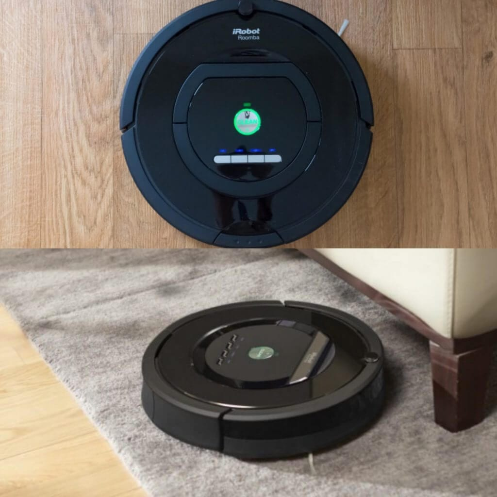irobot roomba 770 vs 880 comparison and review best. Black Bedroom Furniture Sets. Home Design Ideas