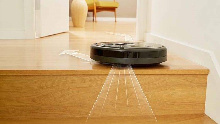 Roomba Vacuuming