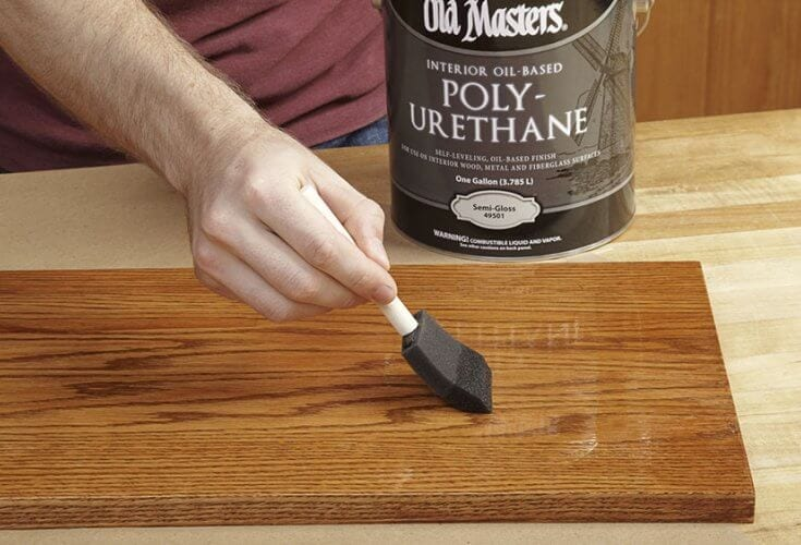 How To Remove The Polyurethane From Wood Floors