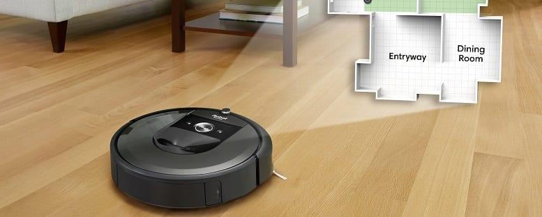 Roomba Maps