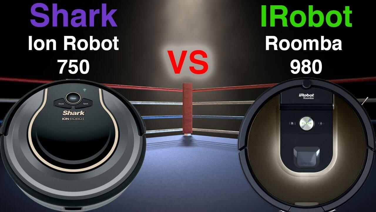 Shark Ion Robot Vs Roomba Which Is The Best One For You