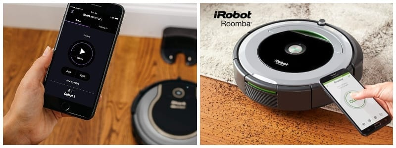 Shark 750 vs iRobot 690
