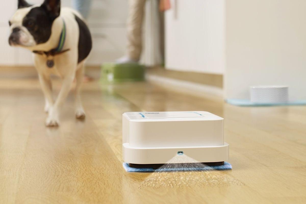 iRobot floor moopers