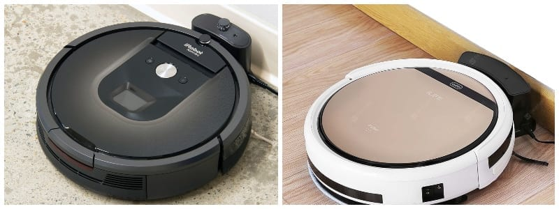 iRobot vs iLife Design