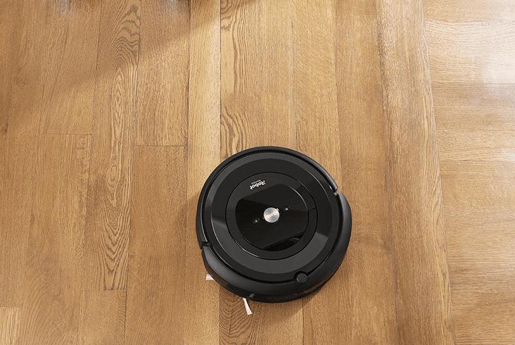 iRobot Vacuuming