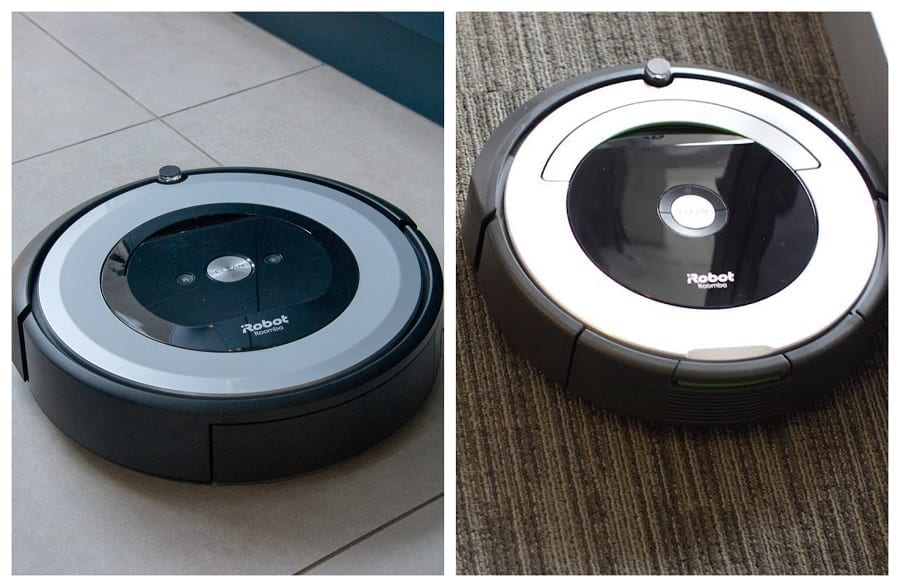 Compare IRobot Roomba 690 Vs IRobot Roomba E5
