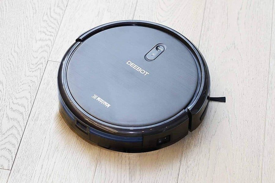 Ecovacs Deebot N79 Robotic Vacuum Cleaner Review