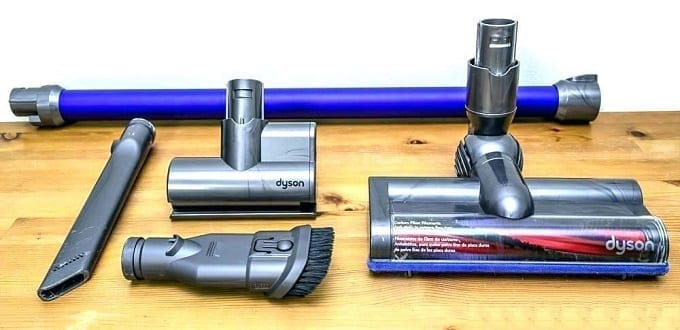 Vacuum Cleaners Extra Attachments