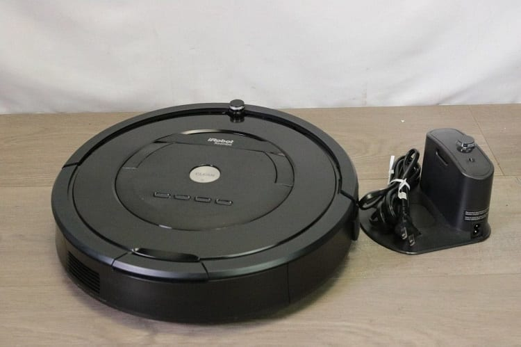 Roomba 805 Vacuum Features