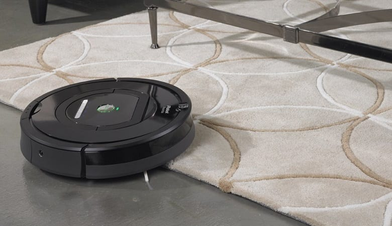 iRobot Roomba 770 Features