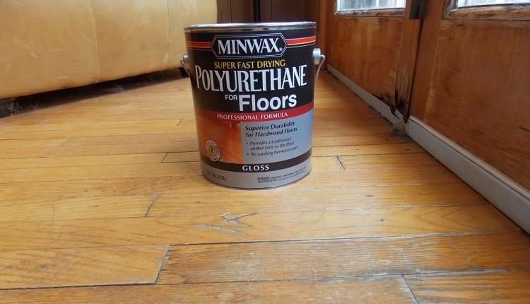 using polyurethane