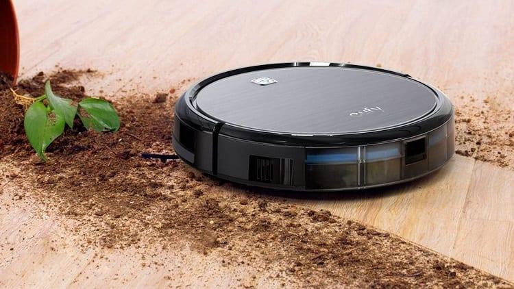 Robot Vacuum Cleaning