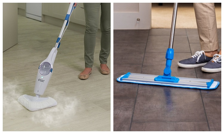 Using Steam Mop Vs Regular