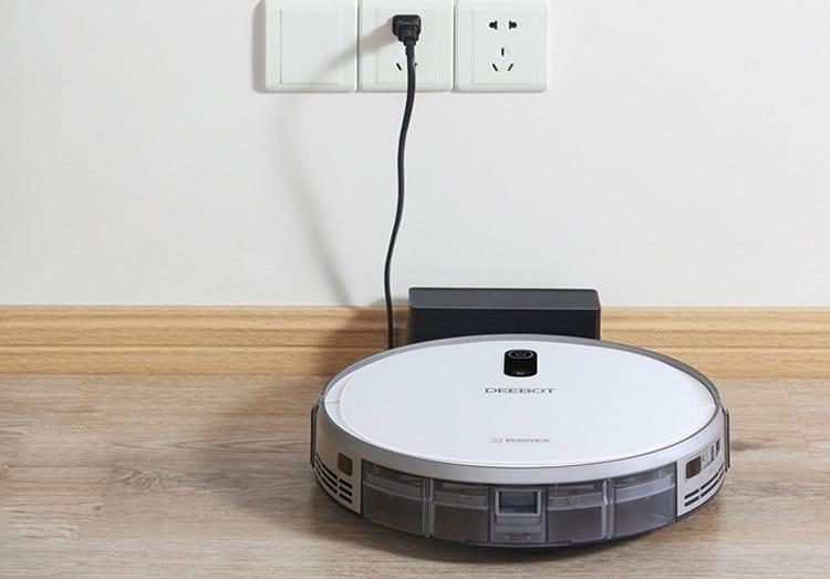 Robot Vacuum Charging
