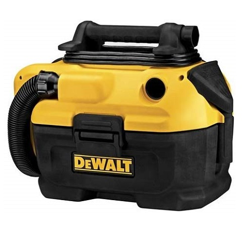 DEWALT 18/20V MAX Vacuum, Wet/Dry DCV581H Review